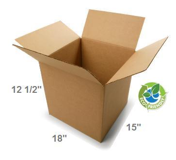 Popular Moving Box - 2 Cube Box