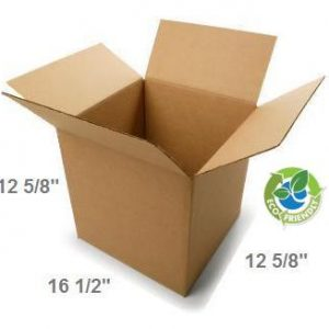 Small Moving Box 1.5 Cube